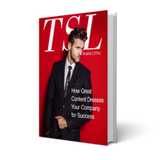 TSL Marketing Content Creation Guide eBook