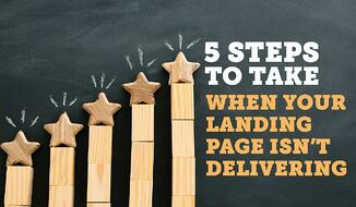 5 b2b landing page optimization tips