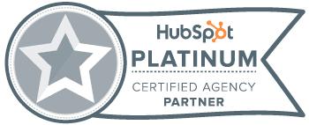 Hubspot Platinum Agency Badge