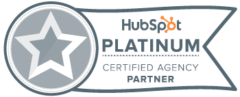 Hubspot Platinum Agency Badge