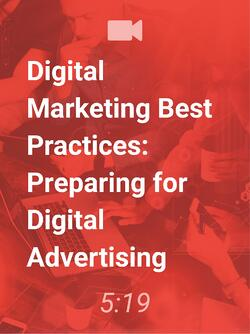 Digital Advertising Best Practices