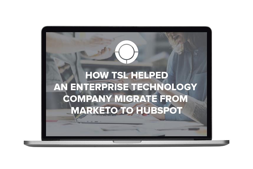 TSL Enterprise Technology Mockup