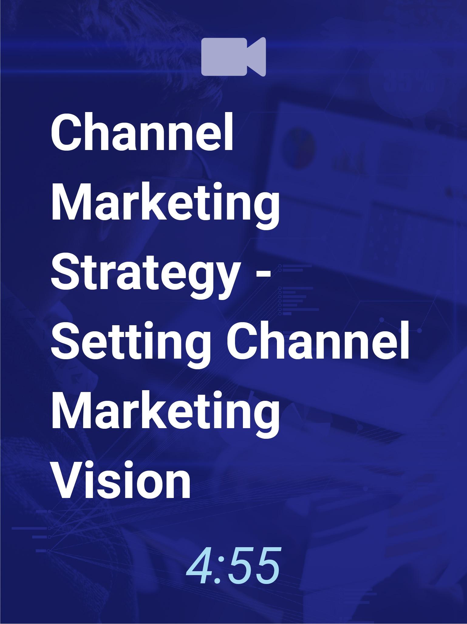 channel marketing strategy