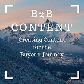 creating-content-for-the-buyers-journey-text-with-mountains-in-background