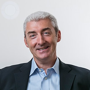 Mike Kelly. Managing Director, EMEA