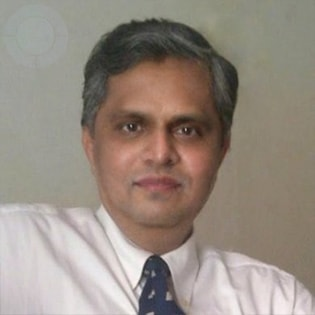 Vivek Bhide. Co-Founder & Managing Director