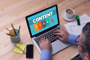 creating online content for digital engagement