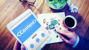 B2B marketing content planning