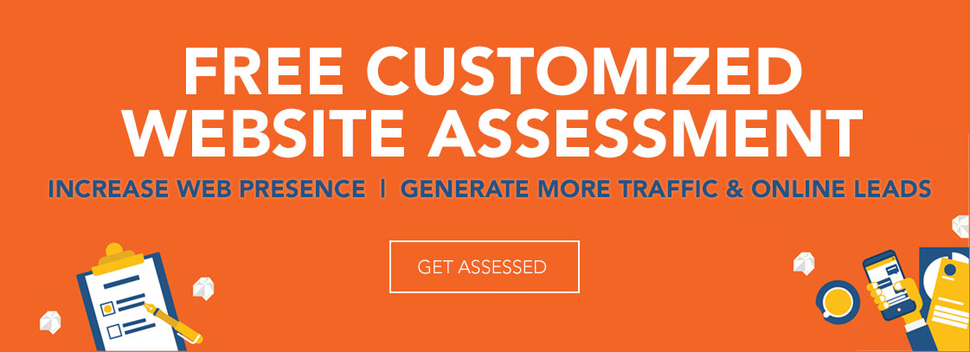 Free Customized Website Assessment