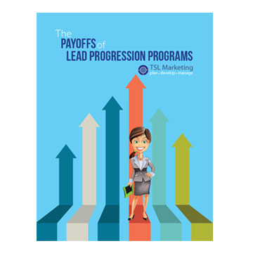 Payoffs of Lead Progression