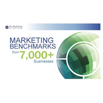 Marketing Benchmarks eBook