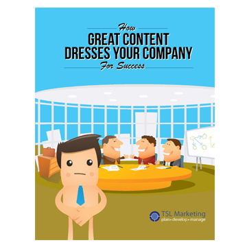 How Great Content Dresses You For Success